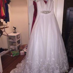 Allure Bridals Dresses Southern Belle Wedding Dress Poshmark